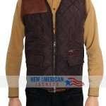 David Morrissey Governor The Walking Dead Vest