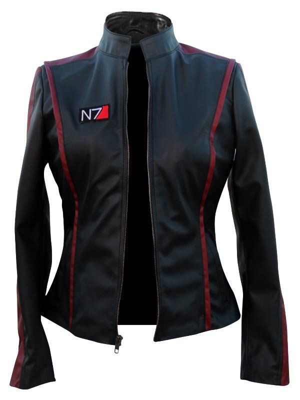 Female N7 Mass Effect Jacket