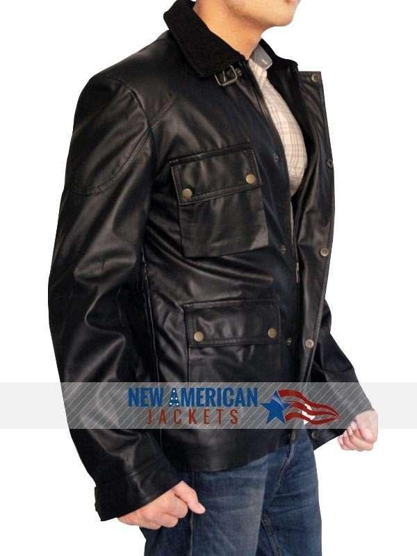 Liam Neeson Movie Taken 3 Jacket