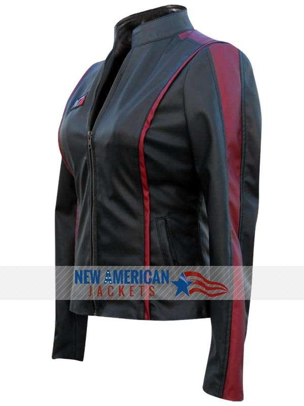 Mass Effect women Jacket