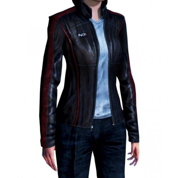 Mass Effect Jacket For Women