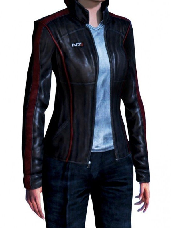 Mass Effect Jacket For Women