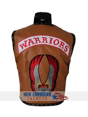 Michael Beck Movie The Warriors Vest