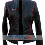 N7 Mass Effect women Jacket