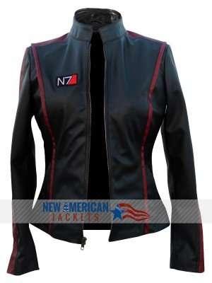 N7 Mass Effect women Jacket