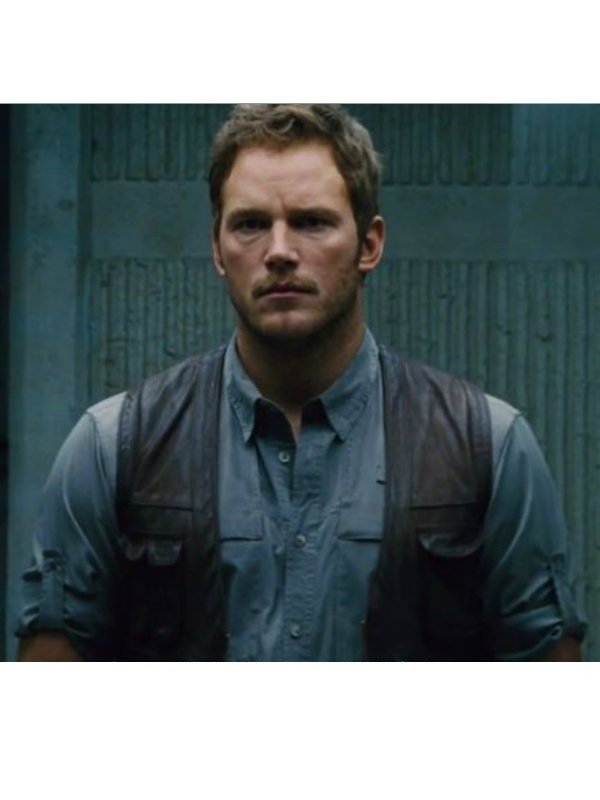 Owen Chris Prat Jurassic World Vest