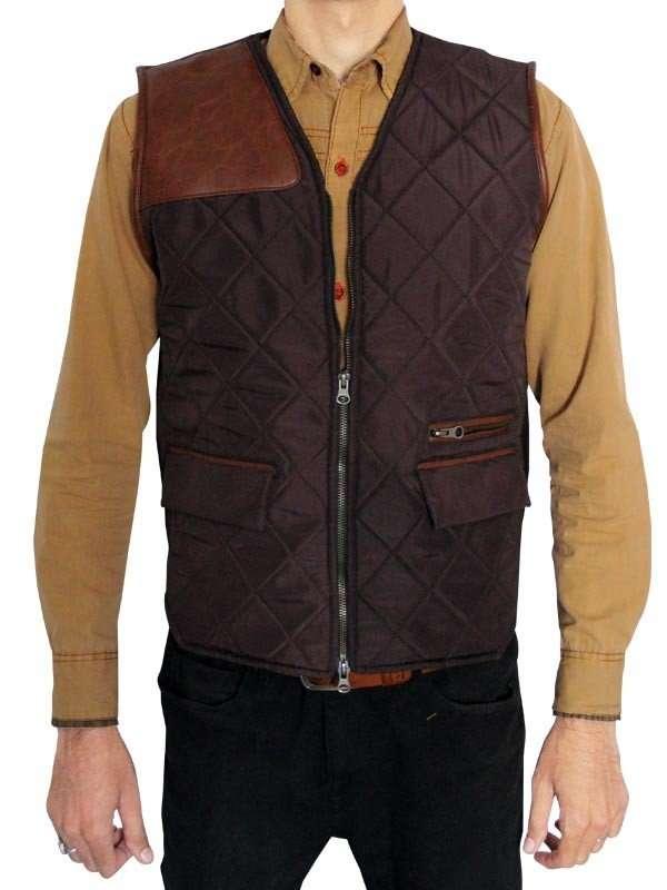 The Walking Dead David Morrissey Governor Vest