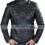 Tv Series The Originals Klaus Mikaelson Black Leather Jacket