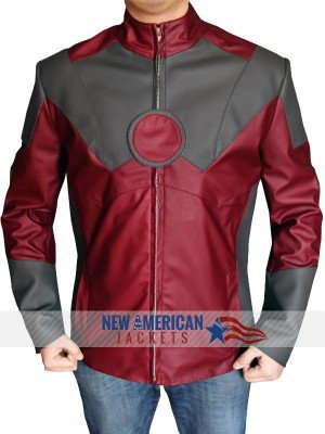 Avengers Age Of Ultron Iron Man Jacket