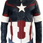 Chris Evans Avengers Age of Ultron Jacket