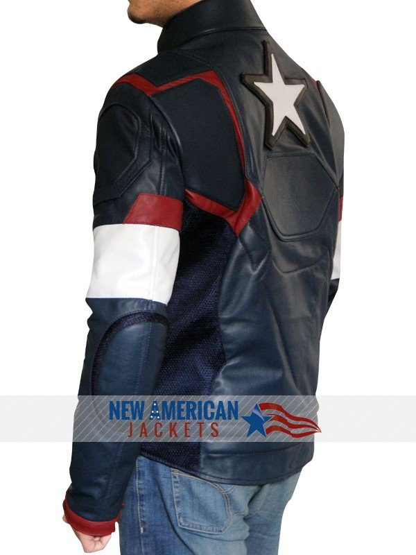 Chris Evans Jacket