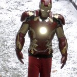 Iron Man Age Of Ulton Avengers Jacket