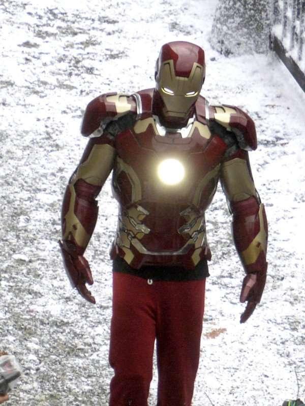 Iron Man Age Of Ulton Avengers Jacket