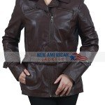 Peggy Carter Leather Jacket