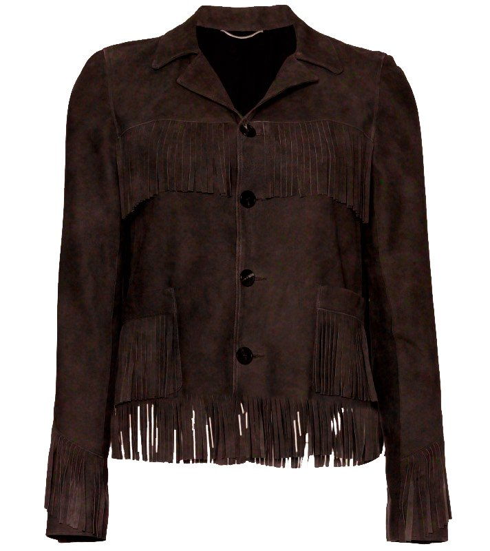 Scully® Suede Fringe Jacket. Embrace the spirit of the frontier. Like the mountain men of the early s. Yes, they were the original pioneers, wearing their buckskin jackets with fringe while trading furs and such along the frontier.1/5(2).