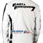 fast and furious 7 Leather Jacket
