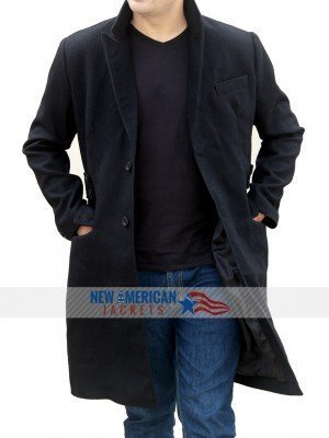Fast and Furous 7 Jason Statham Coat