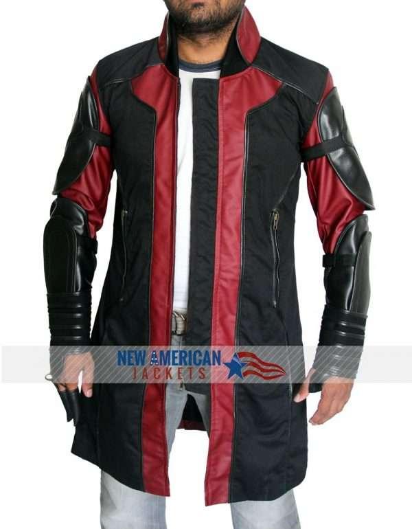 Jeremy Renner Avengers Age of Ultron Coat