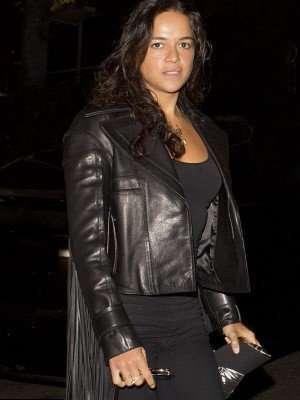 Fast And Furious 7 Michelle Rodrigurez Jacket