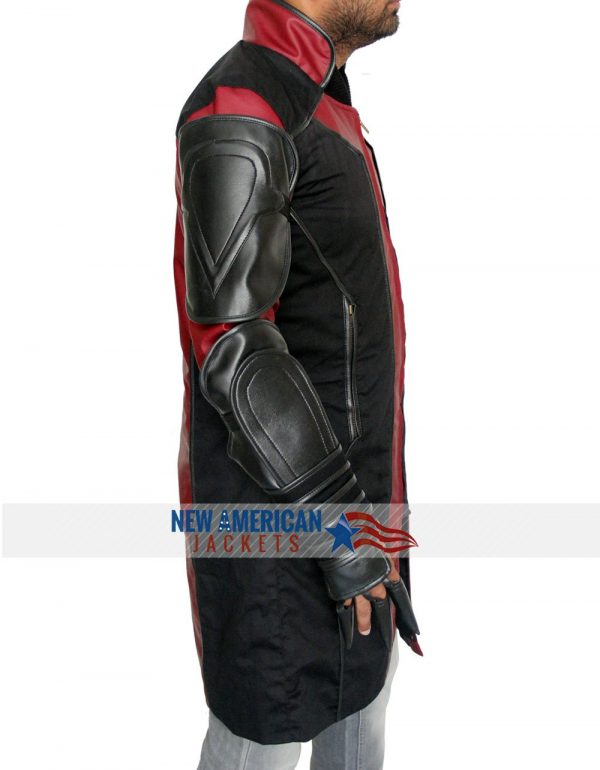 Hawkeye Leat Coat