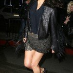 Michelle Rodriguez Leather Jacket