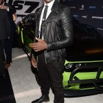 Tyrese Gibson Furious 7 World Premiere Jacket