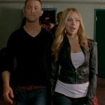 Movie Don Jon Leather Outfit