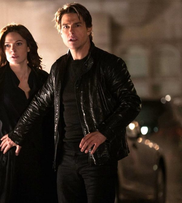 ROGUE NATION TOM CRUISE MISSION IMPOSSIBLE 5 JACKET
