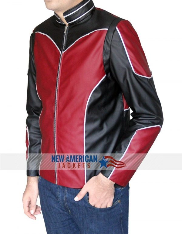 New-Style-Paul Rudd Ant-Man Jacket
