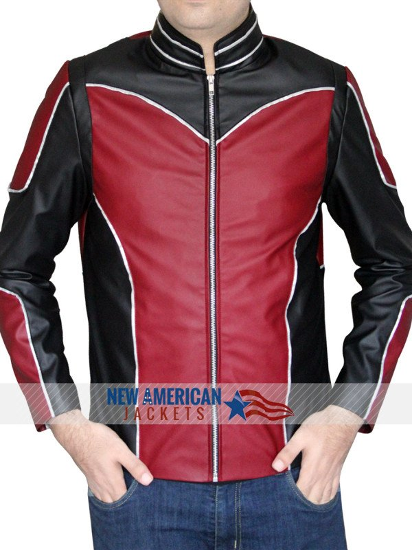 Paul Rudd Ant-Man Jacket-style