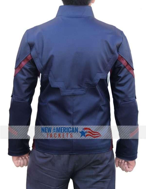Captain_America  Jacket