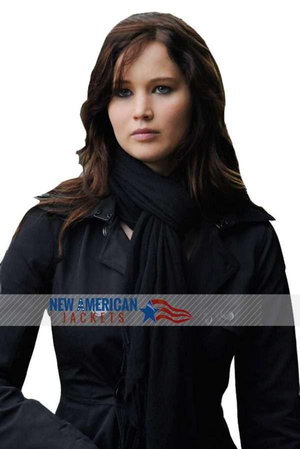 Jennifer Lawrence Coat