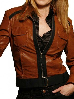 MARG HELGENBERGER CSI CATHERINE WILLOWS JACKET
