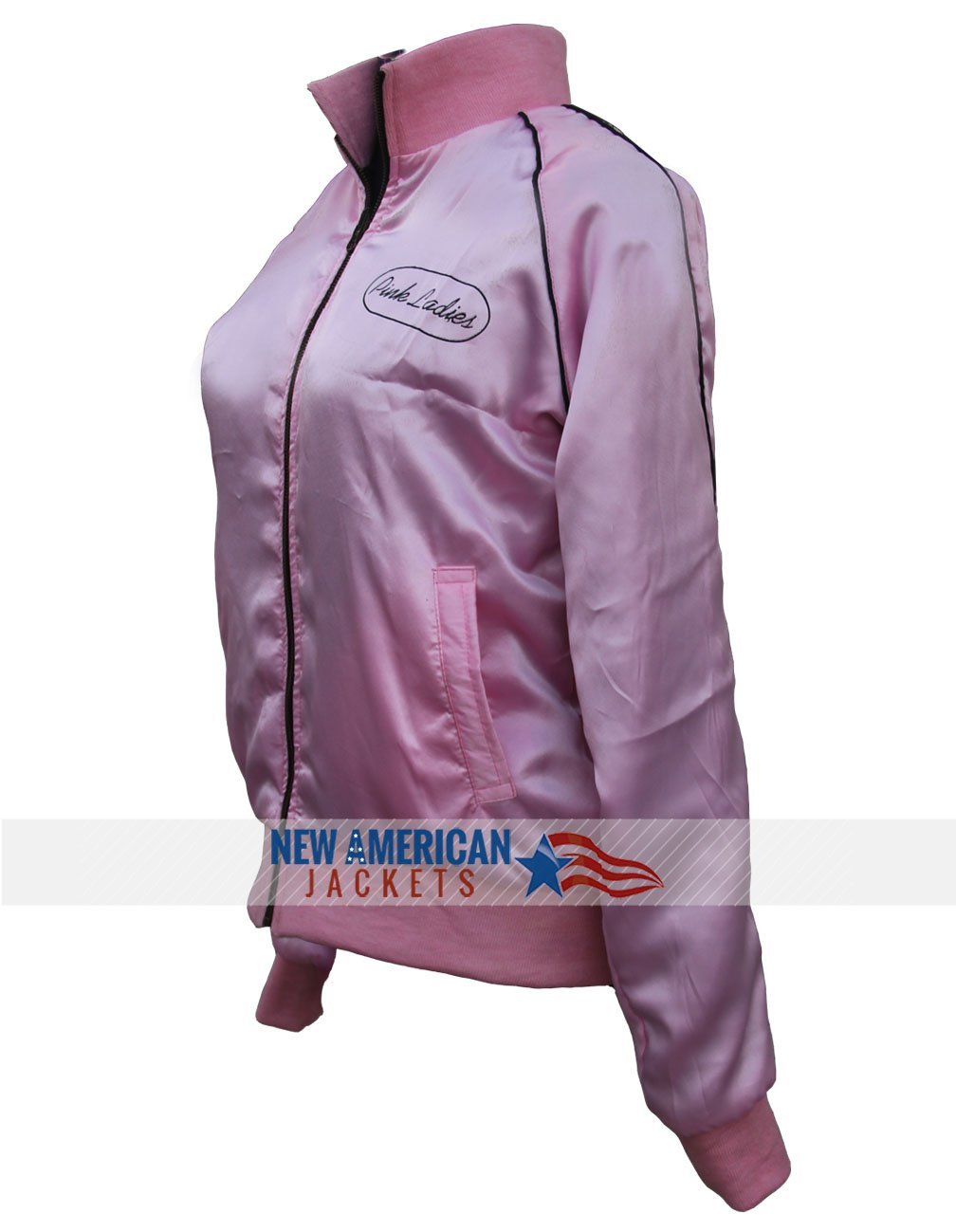 Our Official Grease Pink Ladies Jacket Dog Costume by Rubies is the perfect product for almost any pet at an exceptional value! Weekly promos with same day shipping!.