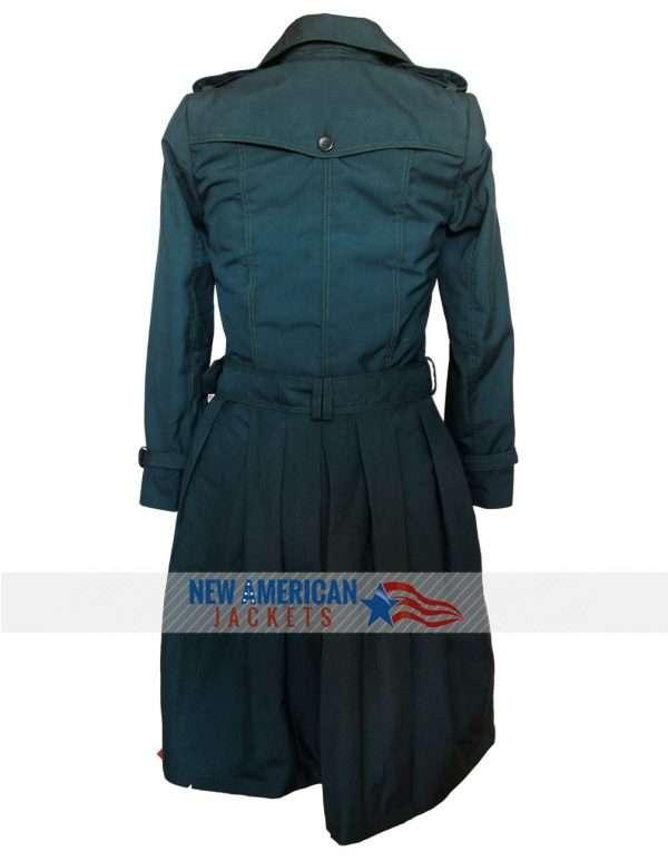 Rebecca Ferguson Coat