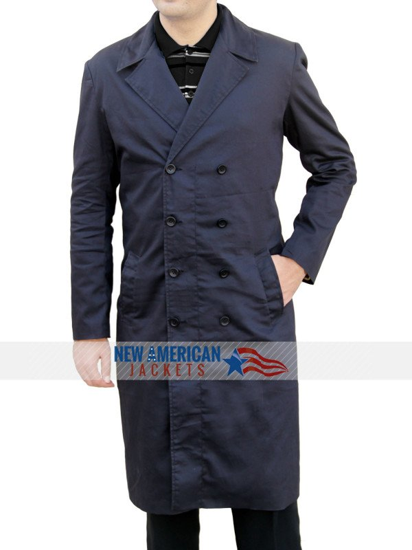 Spectre James Bond Coat