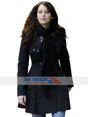 Tiffany Silver Linings Playbook Jennifer Lawrence Coat