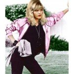grease 2 pink ladies Jacket