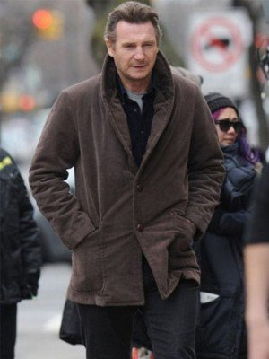 A Walk Among the Tombstones Jacket