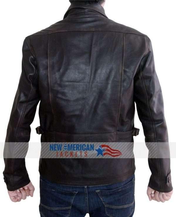 daniel craig leather jacket