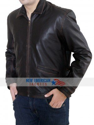 Skyfall Leather Jacket