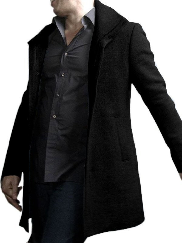 New Stylish Vin Diesel Last Witch Hunter Kaulder Coat