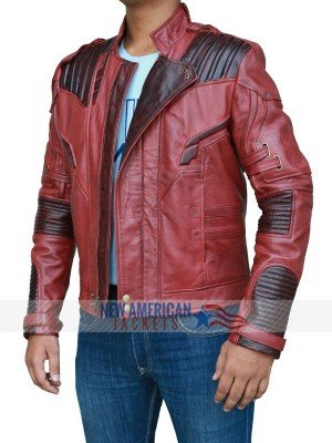 Chris Pratt Guardians of the Galaxy 2 Jacket