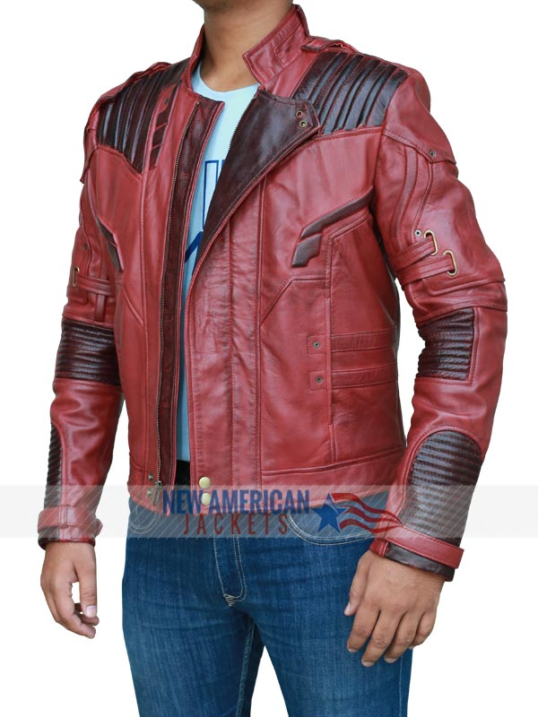 Chris Pratt Guardians of the Galaxy 2 Jacket