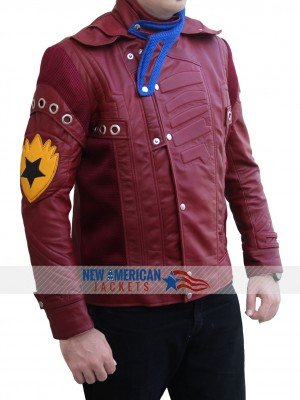 Chris Pratt  Star Lord Jacket
