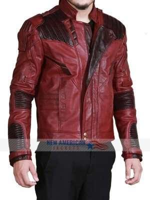 Chris Pratt Galaxy 2 Jacket
