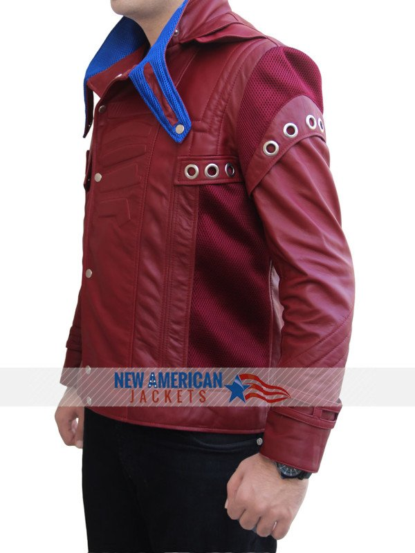 Guardians of the Galaxy 2 Jacket