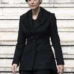 Monica Bellucci Spectre Coat