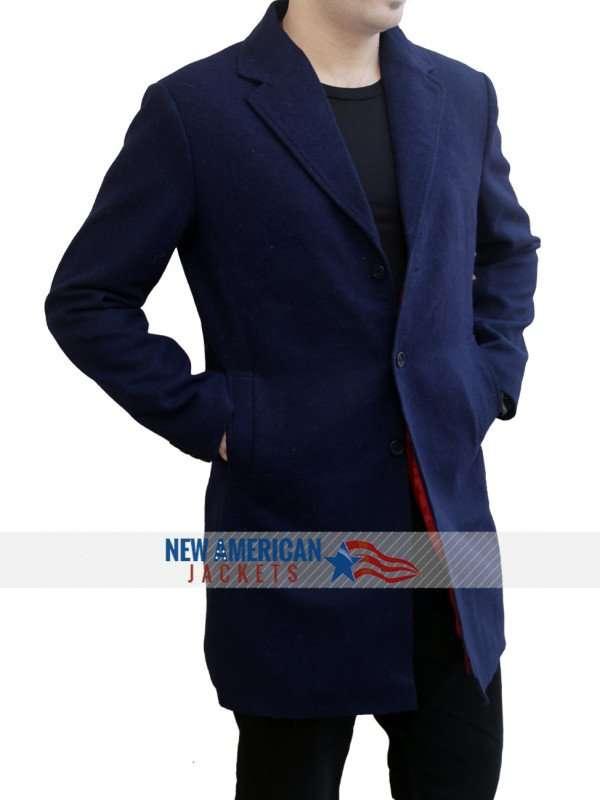 New Peter Capaldia Doctor Who coat