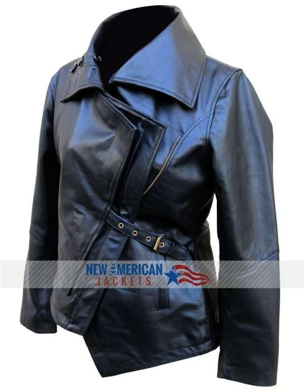Black The Hunger Games  Jacket